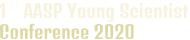 1st AASP Young Scientist Conference 2020  logo website